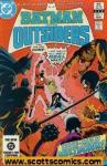 Batman and the Outsiders (1983 1st series)