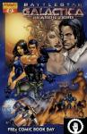 Battlestar Galactica Season Zero FCBD (2007 one shot)