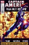 Captain America Man Out of Time (2010 mini series)