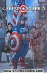 Captain America Red White And Blue TPB
