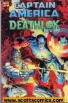 Captain America Deathlok Lives (1993 one shot)