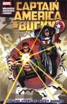 Captain America and Bucky The Life Story of Bucky Barnes TPB