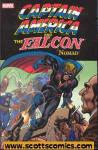 Captain America and the Falcon Nomad TPB