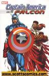 Captain America and the Falcon TPB