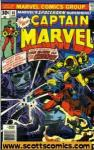 Captain Marvel (1968 1st series Marvel)