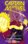 Captain Marvel (2014 8th series) TPB