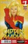 Captain Marvel (2014 8th series)