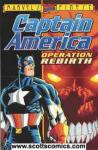 Captain America Operation Rebirth TPB