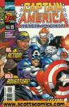 Captain America Sentinel of Liberty (1998-1999)