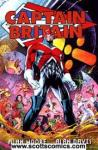 Captain Britain TPB (2002)