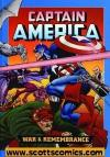 Captain America War and Remembrance (1991 edition) TPB