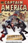 Captain America Winter Soldier Hardcover