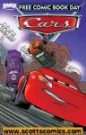 Cars 2009 Free Comic Book Day Edition