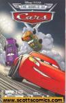 Cars The Rookie (2009 mini series)
