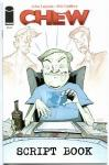 Chew Script Book (2011 one shot) (Mature Readers)