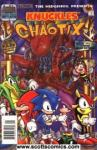 Sonic The Hedgehog Presents Knuckles Chaotix (1999 one shot)
