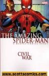Civil War Amazing Spider-Man TPB