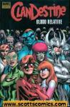 Clandestine Blood Relative Hardcover