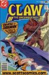 Claw the Unconquered (1975 1st series)