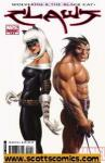 Claws (Wolverine and Black Cat) (2006 mini series)