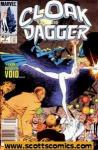 Cloak and Dagger (1985 - 1987)