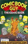 Comic Book Guy The Comic Book (2010 mini series)