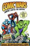 Comic Wars Marvels Battle for Survival Paperback