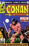 Conan the Barbarian (1970 - 1993)