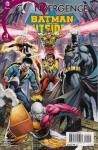 Convergence Batman and the Outsiders (2015 mini series)