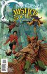 Convergence Justice Society of America (2015 mini series)