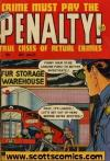 Crime Must Pay the Penalty! (1948 - 1956)