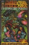 Cyberforce Strykeforce Opposing Forces (1995 mini series)