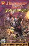 Danger Girl and the Army of Darkness (2011 mini series)