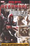 Dark Reign Deadpool Thunderbolts TPB