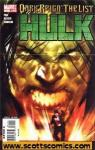 Dark Reign The List Hulk (2009 one shot)