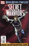 Dark Reign The List Secret Warriors (2009 one shot)