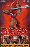Dawn Return of the Goddess (1999 mini series) (Mature Readers)