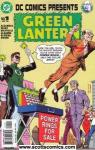 DC Comics Presents Green Lantern (2004 one shot)