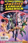DC Comics Presents Justice League of America (2004 one shot)