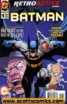 DC Retroactive Batman The 1990s (2011 one shot)