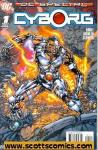 DC Special Cyborg (2008 mini series)