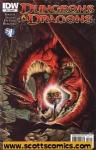 Dungeons and Dragons (2010-2012 IDW)