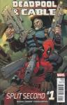 Deadpool and Cable Split Second (2016 mini series)