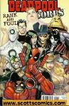 Deadpool Corps Rank and Foul (2010 one shot)
