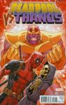 Deadpool vs Thanos (2015 mini series)