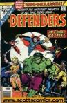 Defenders (1972 - 1986 1st series) Annual