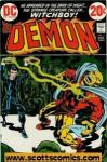 Demon (1972 - 1974 1st series)