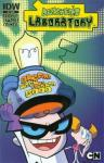 Dexters Laboratory (2014 2nd series IDW)