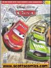 Disney Pixar Muppets Presents Cars Magazine (2011)