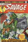 Doc Savage (1972-1974 Marvel)